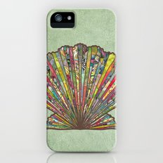 Sea Shell iPhone (5, 5s) Slim Case