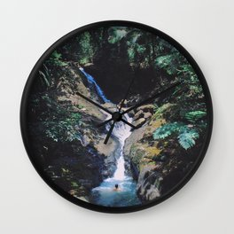 Visions of PR: Eternal Summer Wall Clock