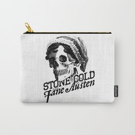 Stone Cold Jane Austin Carry-All Pouch