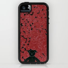 Rose Bed iPhone Case