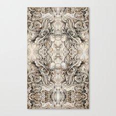 Cruciform Canvas Print