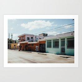 Mexico XVII Art Print
