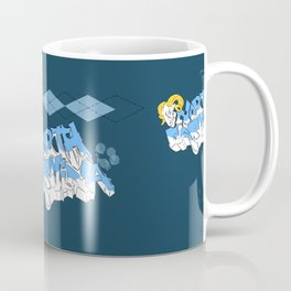 Tarheels (Dark Blue) Coffee Mug