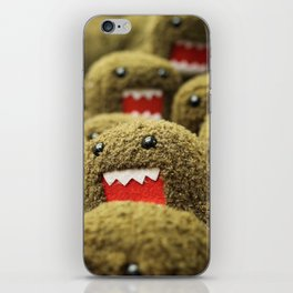 Domo Attacks! iPhone Skin