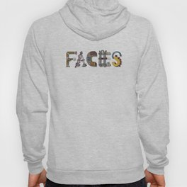 MACHINE LETTERS - FACES Hoody