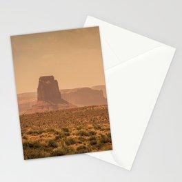 Desert Warmth Stationery Cards