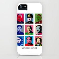 Dictart iPhone (5, 5s) Slim Case