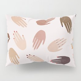 GRRRL Pillow Sham