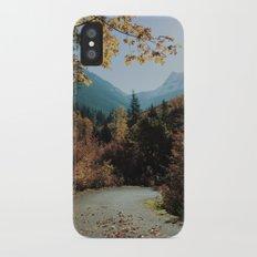 Washington Fall Rd Slim Case iPhone X