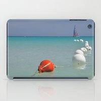 cuba iPad Cases featuring cuba, beach by frenchtoy