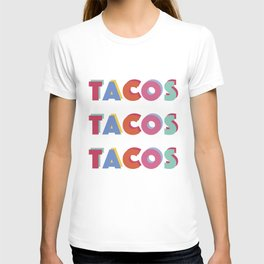Taco Bout a Party! T-shirt