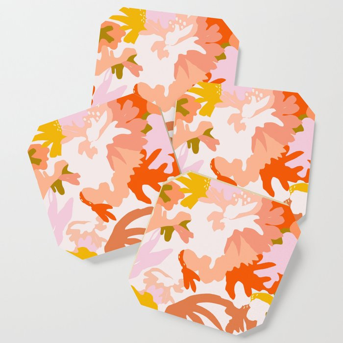 ambient flora Coaster