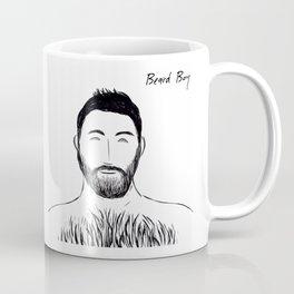 Beard Boy: Stelios Coffee Mug