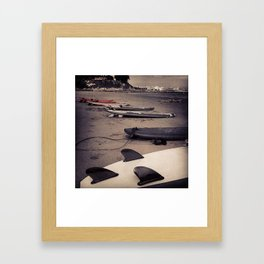 keep living the dream Framed Art Print