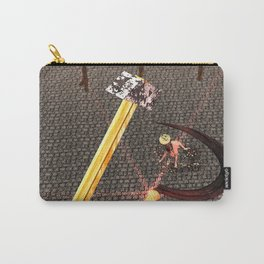 Squared: Hammer And Sickle Carry-All Pouch