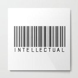 Bar-code Intellectual Metal Print