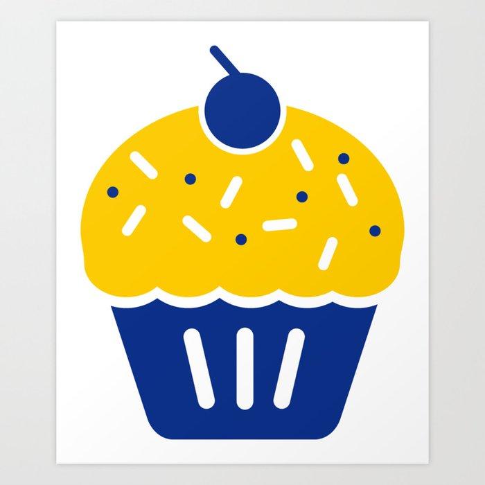 Cupcake KD Troll Art Print by sailormubs | Society6