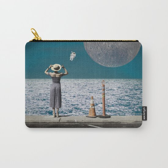 Life from another Planet Carry-All Pouch