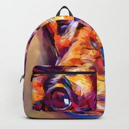 Dachshund 4 Backpack