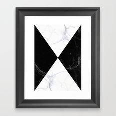 DiaMarble Framed Art Print