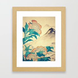 Mutual Admiration in Dana Framed Art Print