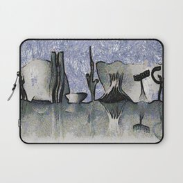 Brasilia skyline Laptop Sleeve