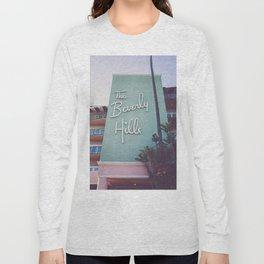 Beverly Hills Mod Long Sleeve T-shirt