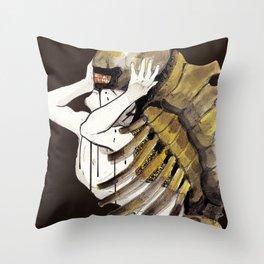 Kept Throw Pillow