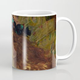 Take the Fair Face of Woman, and.... - Sophie Anderson Coffee Mug