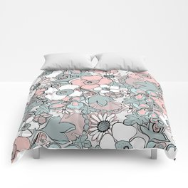 Doodle 1 Comforters