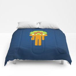Metroid Loves Samus Comforters