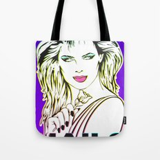 Nails Tote Bag