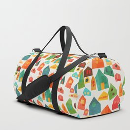 Looking at the same sun Duffle Bag