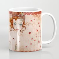 lolita Mugs featuring Lolita by Minasmoke