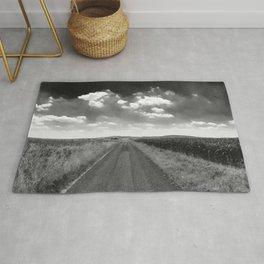 The Road Between Rug