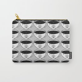 Mug 3 - cozy illustration, pattern Carry-All Pouch