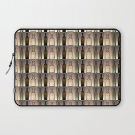 Three Bottles Collage Laptop Sleeve