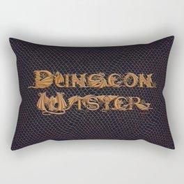 Dracoserific Dungeon Master Rectangular Pillow