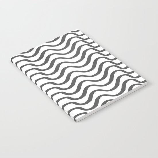 Wavy Notebook