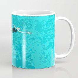 Ophelia Forgot Her Snorkel Again Coffee Mug