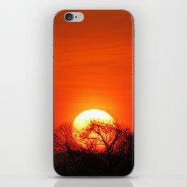 Costa Rican Sunset iPhone Skin