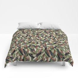 Camouphallic Comforters