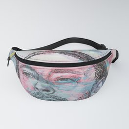 Thom Yorke - Give Up The Ghost Fanny Pack