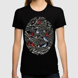 Winter Birds T-shirt