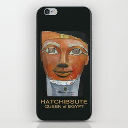 Egyption Queen  iPhone Skin