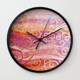 celeb Wall Clock
