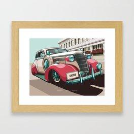 Chevrolet 1938 Framed Art Print