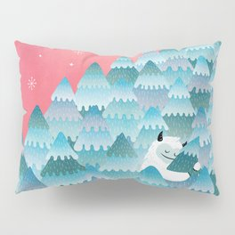 Tree Hugger Pillow Sham