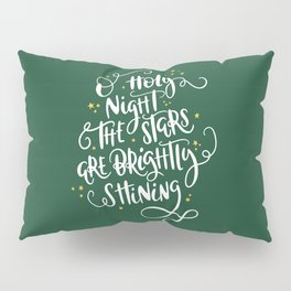 O Holy Night Pillow Sham