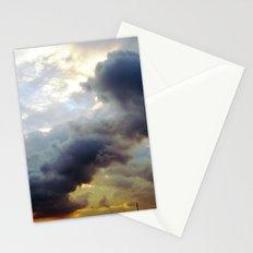 rotterdam sunset II. Stationery Cards